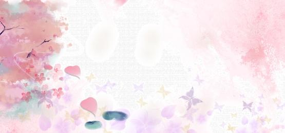 सुंदर पृष्ठभूमि जापानी पृष्ठभूमि चेरी ब्लॉसम पृष्ठभूमि वाटर कलर पृष्ठभूमि, सुंदर, कलर, गुलाबी पृष्ठभूमि पृष्ठभूमि छवि