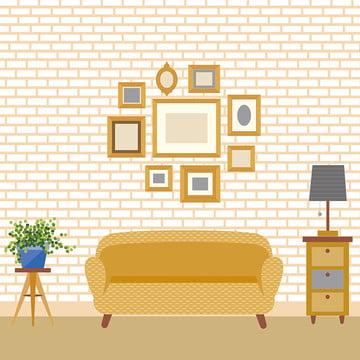 シンプル 文学 リビングルーム シンプルなリビングルーム , 文学, 文学的背景, リビングルームのポスター 背景画像