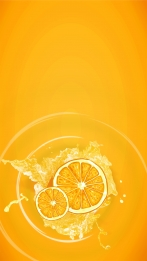 orange orange juice orange background , Water Splash, Orange Juice, Gradient Imagem de fundo