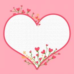गुलाबी रोमांटिक दिल के आकार पंखुड़ी , गुलाबी, दिल के आकार, महिला पृष्ठभूमि छवि