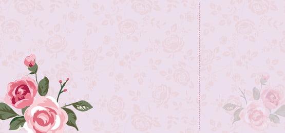 粉色 溫馨 浪漫 立體玫瑰花朵, 立體玫瑰花朵, 粉色, 鮮花 背景圖片