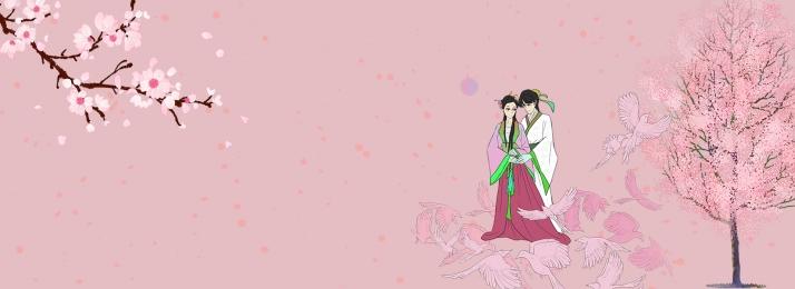 रोमांटिक स्वप्निल ढाल गुलाबी, गुलाबी पृष्ठभूमि, एंटीक पोस्टर, ढाल पृष्ठभूमि छवि