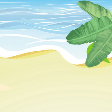 simple and small fresh beach background main picture , Sky Background, Beach Background, Simple Background image