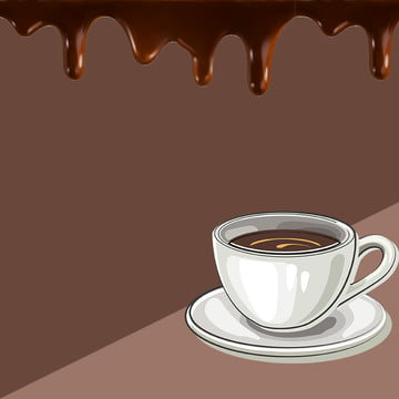 simple background brown coffee machine coffee beans , Brown, Map, Psd Фоновый рисунок