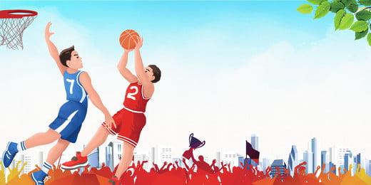 sports basketball competition poster background material, Sports Basketball Competition Design Poster, Basketball Competition, Poster Background image
