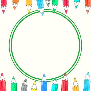 spring green ring children , Main, Pencil, Leaves Imagem de fundo