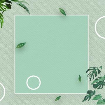 nền xanh đơn giản nhỏ tươi mùa xuân mới , Mùa Xuân Mới, Bản, Khuyến Mãi Ngày Lễ Ảnh nền