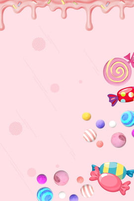sweet colorful candy poster , Colorful, Poster, Brush Imagem de fundo