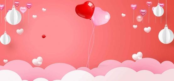वेलेंटाइन दिवस गुलाब के फूल गुलाबी रोमांटिक रोमांटिक पोस्टर पोस्टर पृष्ठभूमि छवि