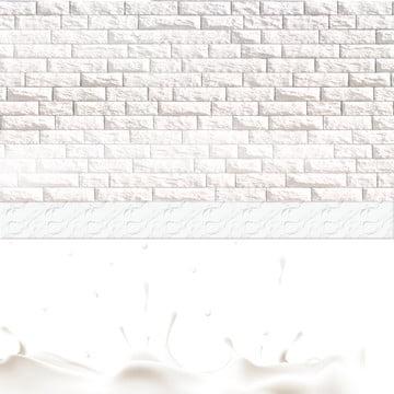 wall brick white simple , Gray, Atmosphere, Wall Imagem de fundo