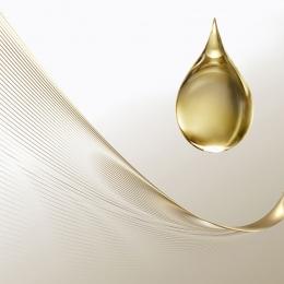 シンプル 大気 金色の背景 バブルの背景 , シンプル, スキンケアプロモーション, イベントプロモーション 背景画像