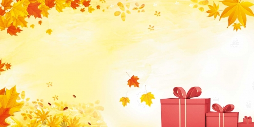 autumn sale poster background material, Autumn Promotion, Autumn Sale, Season Autumn Display Board Background image
