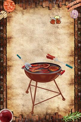 bbq कबाब चित्र डाउनलोड बारबेक्यू कबाब पोस्टर , लौकी, मांस, कबाब पृष्ठभूमि छवि