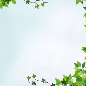 藍色漸變 文藝小清新 樹叢 主圖 , 主圖, 直通車, 藍色漸變 背景圖片