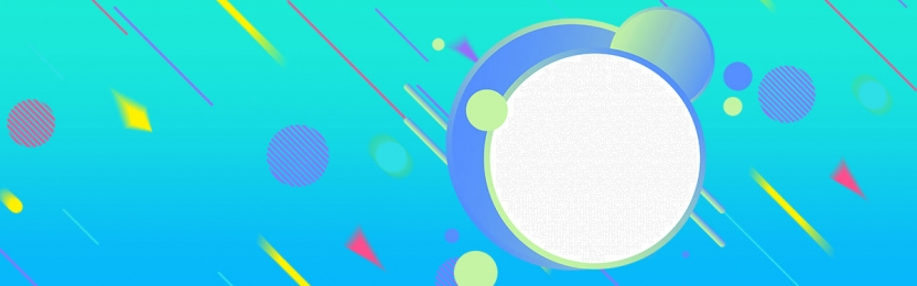 藍色 漸變 簡約 大氣, 拼接, 線, 圓 背景圖片
