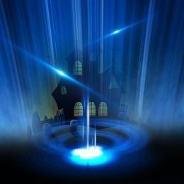 ब्लू बैकग्राउंड sci fi बैकग्राउंड कैसल बैकग्राउंड टेक्नोलॉजी सेंस , मेन मैप, महल, इलेक्ट्रॉनिक्स पृष्ठभूमि छवि