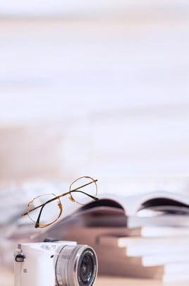 書本 眼鏡 折扣 清涼一夏 , 圖書折扣背景素材, 眼鏡, 狂歡節 背景圖片