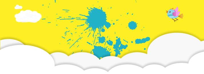 Broken Code Clearance Poster Background Material, Broken Code Clearance Poster, Promotional Poster, Hanging Flag Design, Background image