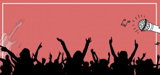 キャンパス活動 スーパー小麦 ボードデザイン 歌唱コンペ, キャンパスセレモニー, スーパー小麦, キャンパス学生活動 背景画像