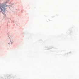 चीनी शैली पृष्ठभूमि विचित्र पृष्ठभूमि सुरुचिपूर्ण पृष्ठभूमि गुलाबी पंखुड़ी , नाटक, मुख्य मानचित्र, ट्रेन के माध्यम से पृष्ठभूमि छवि