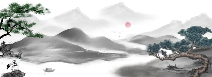 चीनी शैली पृष्ठभूमि मुफ्त डाउनलोड चीनी परिदृश्य पेंटिंग स्याही चीनी चित्रकला शास्त्रीय पेंटिंग और सुलेख, स्याही पेंटिंग, चीनी परिदृश्य पेंटिंग, चीनी शैली पृष्ठभूमि मुफ्त डाउनलोड पृष्ठभूमि छवि