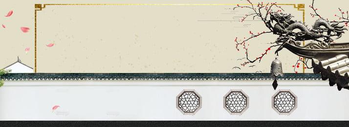 醉江南美如畫 中國風 水墨畫 魚米之鄉, Psd源文件, 魚米之鄉, 水墨 背景圖片