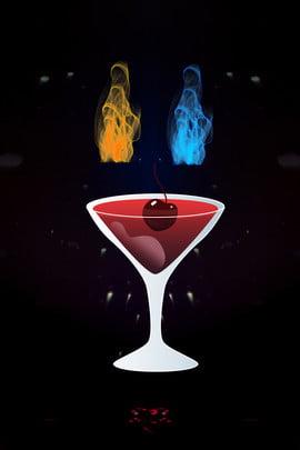 彩色繽紛的雞尾酒 彩色 繽紛 飲料 , 酒水飲料, 餐飲美, 水果雞尾酒 背景圖片