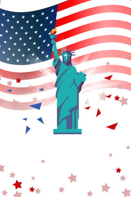 creative american independence day poster , Creative, American, Independence Day Background image