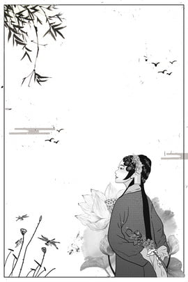 creative black and white peking opera drama poster background material , Peking Opera, Peking Opera Poster, Poster Peking Opera Background image