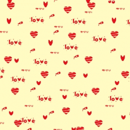 cute heart shaped shading gift , Wrapping Paper, Design, Seamless Background Imagem de fundo