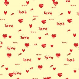 cute berbentuk jantung teduhan hadiah , Kertas Pembalut, Pembalut, Belakang imej latar belakang