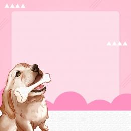 cute pink pet supplies , Pet, Supplies, Master Imagem de fundo