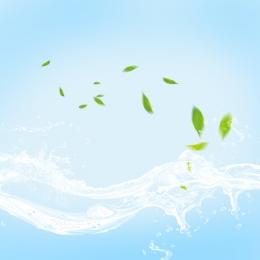 नीले रंग की पृष्ठभूमि फ्लैट पानी की पृष्ठभूमि फूल , सरल, देने, मुख्य पृष्ठभूमि पृष्ठभूमि छवि
