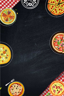 स्वादिष्ट पिज्जा पश्चिमी भोजन भोजन , भोजन, पोस्टर, पृष्ठभूमि पृष्ठभूमि छवि