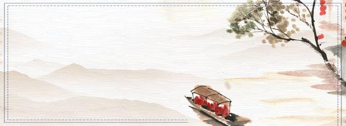 drunken river south đẹp như tranh vẽ phong cách trung quốc tranh mực thị trấn nước giang nam, Phong Cách Trung Quốc, Sự Kiện Thương Mại, Áp Phích Ảnh nền