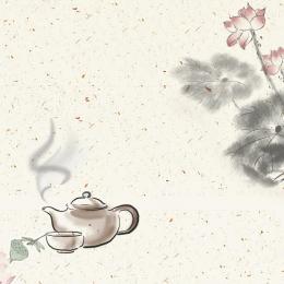 エレガントな背景 中国風の背景 お茶セット お茶 , 健康ポット, 淘宝網, 電車の中 背景画像