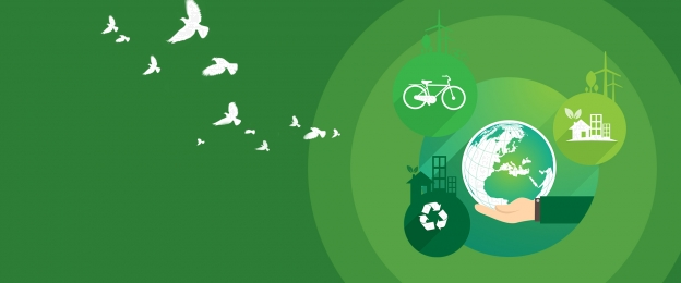 low carbon new life energy saving electricity energy saving new technology energy saving and emission reduction, Energy Saving And Emission Reduction, World Environment Day, Green Imagem de fundo