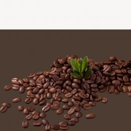 instant coffee coffee beans coffee beans through coffee powder , Coffee Master Illustration Template, Style, Coffee Фоновый рисунок