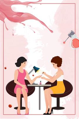 nail art poster nail flyer manicure beauty manicure , Nail, Beauty, Nail Flyer Imagem de fundo