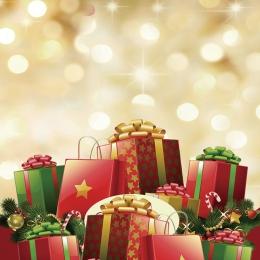 gift gift box gift poster , Ai, Gift, Advertising Imagem de fundo