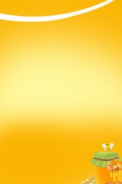 golden atmosphere honey commercial psd layered h5 background material , Gold, Atmosphere, Honey Background image