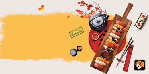 食物 美食節 美食 吃貨, 日本料理, 素材, 模板 背景圖片