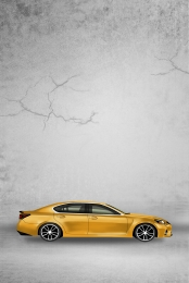 gray cracked wall sports car picture , Gray, Cracked Wall, Sports Car Picture Background image