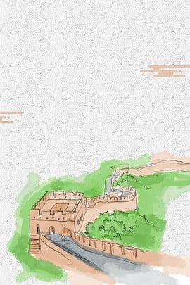 Áp phích cổ áp phích dài áp phích lịch sử áp phích great wall , Áp, Quảng, áp Phích Dài Ảnh nền