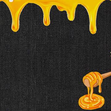 蜂蜜主圖 蜂巢主圖 食品促銷 黑色背景 , 直通車, 蜂蜜蜂巢食品促銷黑色psd分層主圖, 蜂蜜主圖 背景圖片