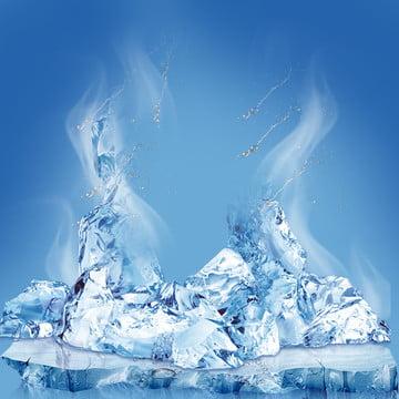 ट्रेन के माध्यम से बर्फीले गर्मी नीले रंग की पृष्ठभूमि आइस क्यूब बैकग्राउंड समर आइस ड्रिंक , Psd, पेय, पॉप्सिकल पृष्ठभूमि छवि