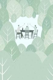 日本の背景 ミニマリストの風 葉 テクスチャ背景 , エレガント, 5背景, ミニマリストの風 背景画像