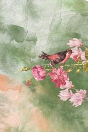 jungle flower poster design , Jungle, Flower, Jasmine Background image