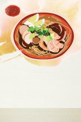 भोजन पोस्टर माला तांग सिचुआन भोजन हॉट पॉट , भोजन, सिचुआन भोजन, माला पृष्ठभूमि छवि