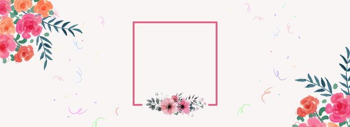 秋季上新 文藝 花 autumn, 秋季上新背景, 花, 秋季上新banner 背景圖片